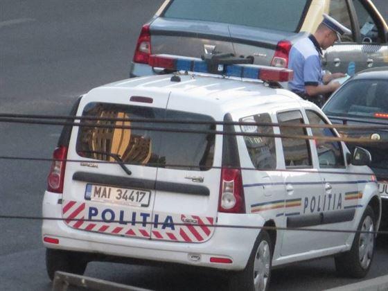 Cele mai multe amenzi aplicate de politisti au fost pentru infractiuni privind circulatia pe drumurile publice