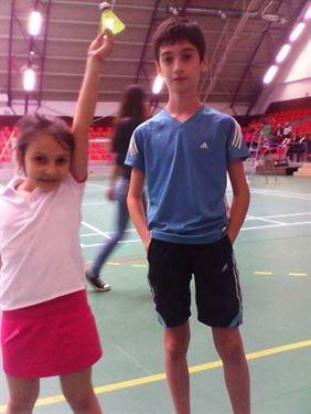 Competitie de badminton in week-end la Braila