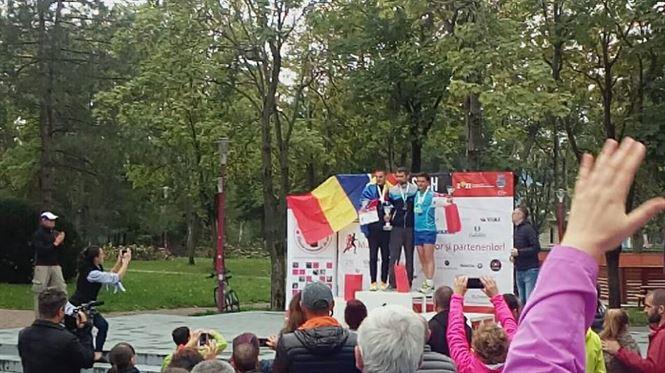 Costel Margarit locul 3 la hipermaratonul de 48 de ore de la Timisoara