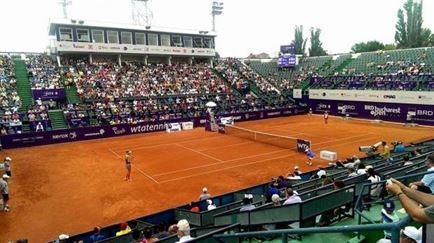 Cultura tenisului la romani