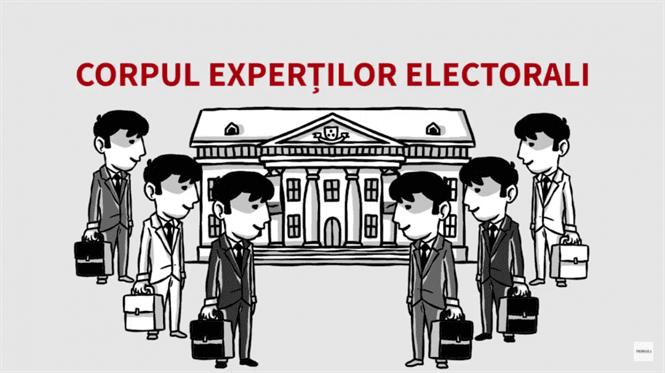 Cum poti fi admis in Corpul expertilor electorali sau operator calculator in sectia de votare