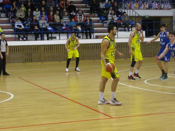 S-a stabilit programul meciurilor din faza semifinala a Ligii 1 la baschet masculin