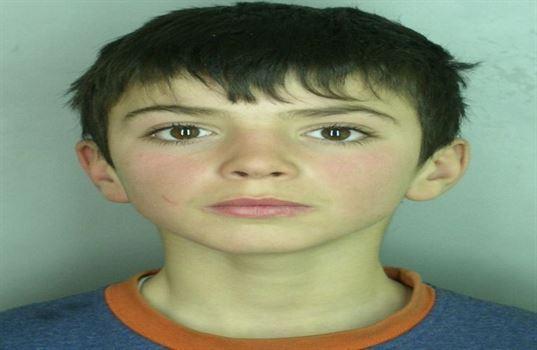 Copil de 9 ani, cautat de politisti