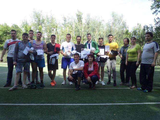 """Peste 100 de participanti la """"CUPA PRIETENIEI - Fa sport cu prietenii"""""""