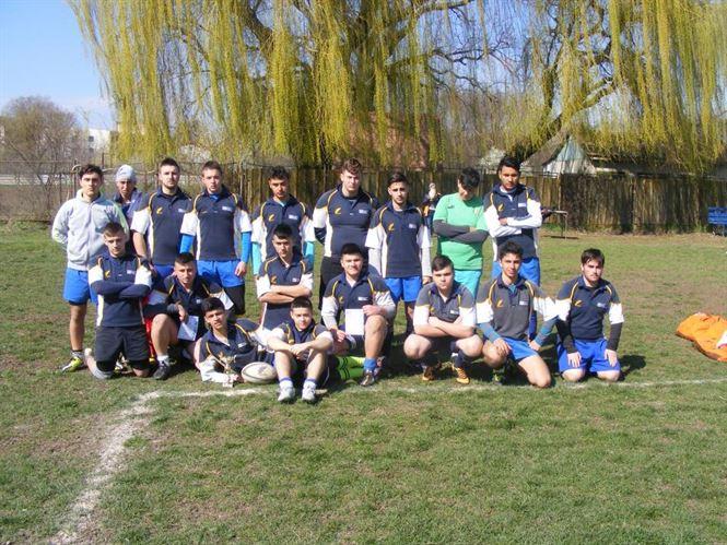 RC Braila, locul 2 la Cupa Primaverii