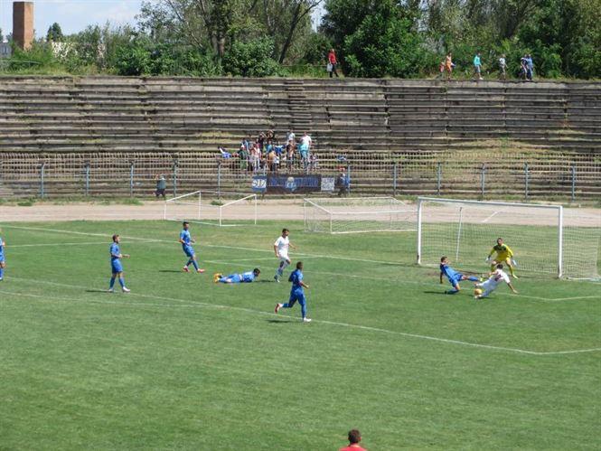Dacia Unirea Braila castiga la masa verde meciul cu Unirea Tarlungeni