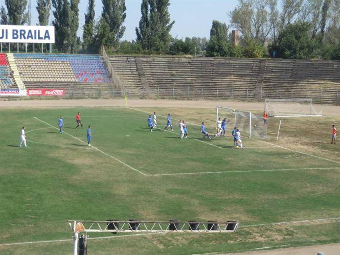 Dacia Unirea Braila primeste vizita celor de la FC Arges