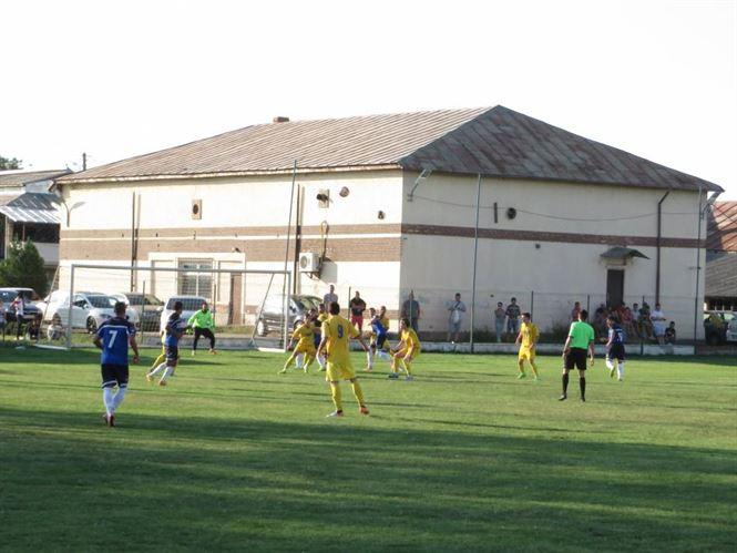 Dacia Unirea Braila va juca pe 4 octombrie cu Sporting Liesti in faza a IV-a a Cupei Romaniei