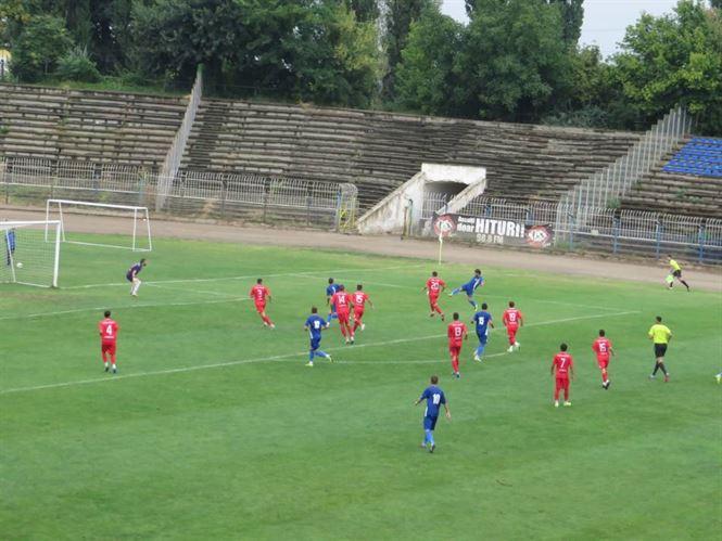 Dacia Unirea cu gandul la un debut victorios