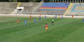 Dacia Unirea isi doreste sa ramana pe primul loc si dupa meciul cu Ceahlaul