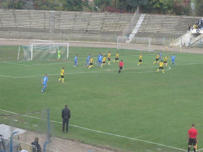 Dacia Unirea joaca in aceasta dupa amiaza, in deplasare, la FC Brasov