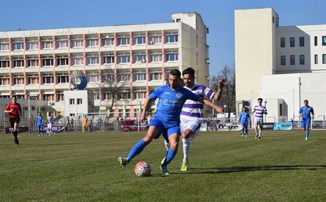 Dacia Unirea a plecat neinvinsa de la Timisoara