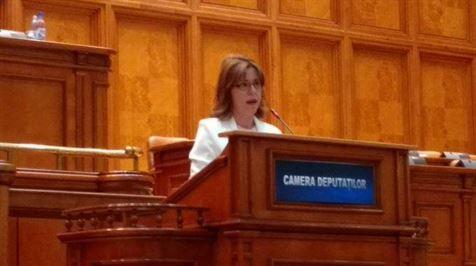 Antoneta Ioniță: Legea Bugetului pune în pericol traiul persoanelor cu dizabilități