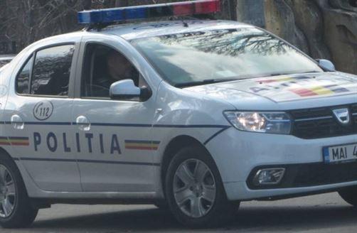 Depistat de politisti circuland cu autoturismul neinmatriculat