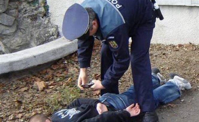 Depistat de politisti si incarcerat pentru o talharie savarsita in octombrie 2015
