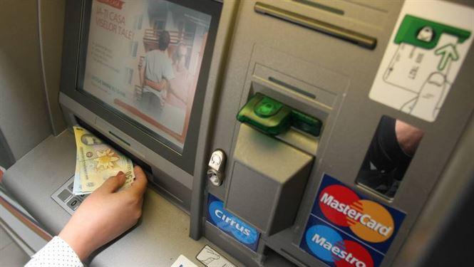 Depistata de politisti dupa ce a sustras din bancomat suma de 2000 de lei