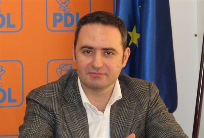 Deputatul Alexandru Nazare