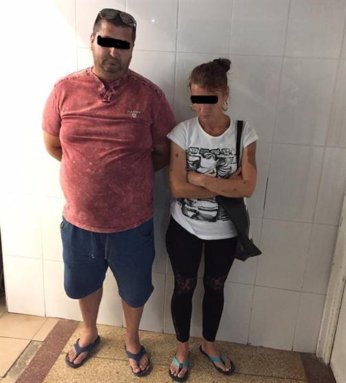 Doi braileni surprinsi la furat in Eforie
