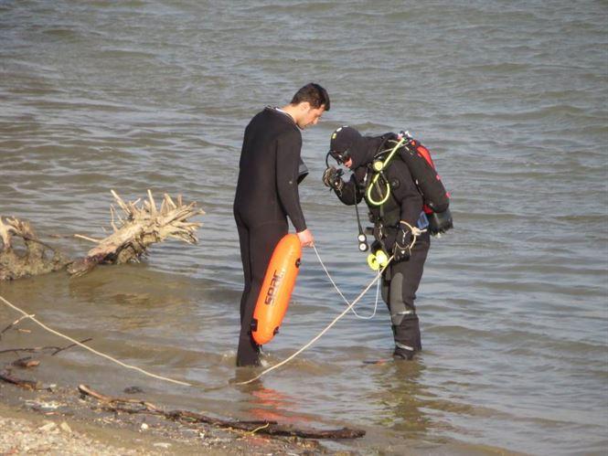 Dunarea si-a luat tributul de Sf. Ilie. Un barbat si un copil inecati la Plaja Lipoveneasca