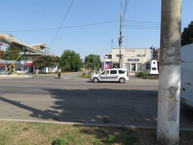 Dupa un furt dintr-un Centru Comercial din Buzau, au fost opriti de politistii din Ianca