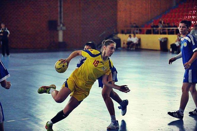 Echipa de handbal junioare a Romaniei la un pas de medalii la mondiale