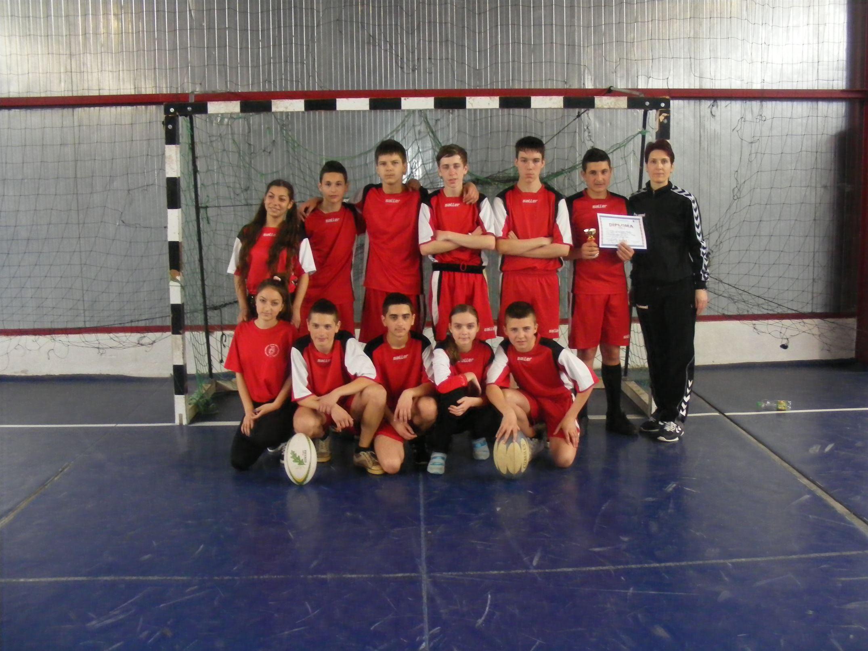 Echipa de la Anghel Saligny a castigat Cupa 1 iunie la rugby-tag