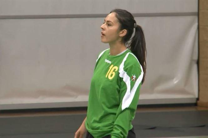 Elena Voicu a limitat proportiile scorului