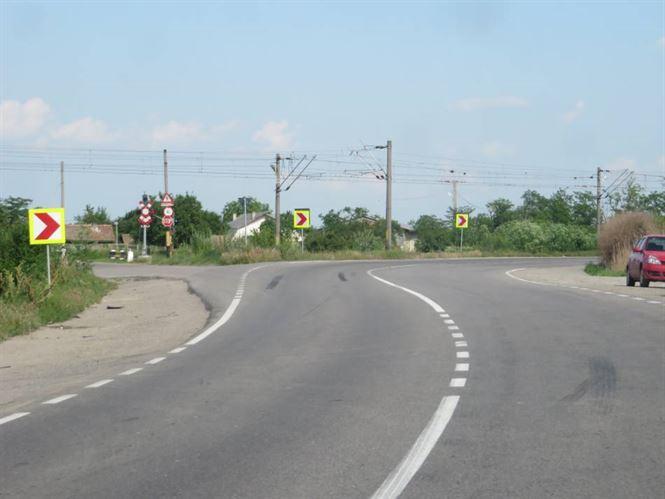 Focsanean prin baut in zona comunei Vadeni
