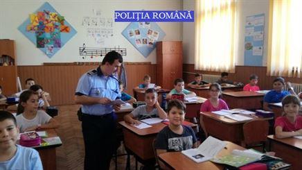 Siguranta pe internet a copiilor in atentia politistilor