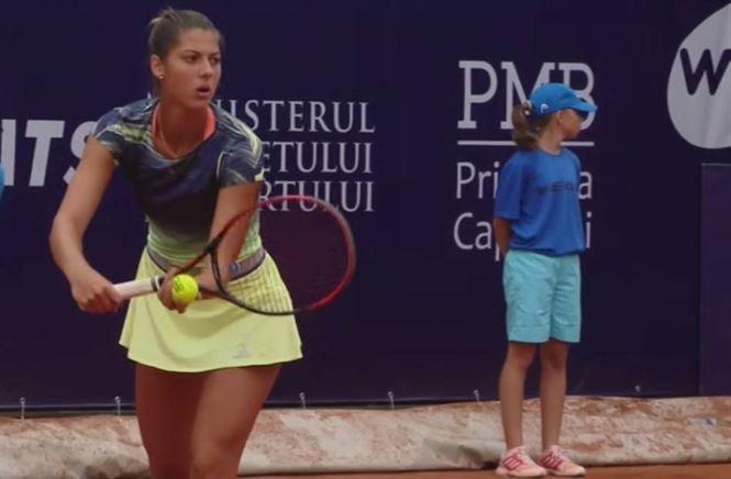 Braileanca Georgia Craciun eliminata in turul 2 al calificarilor la BRD Bucharest Open