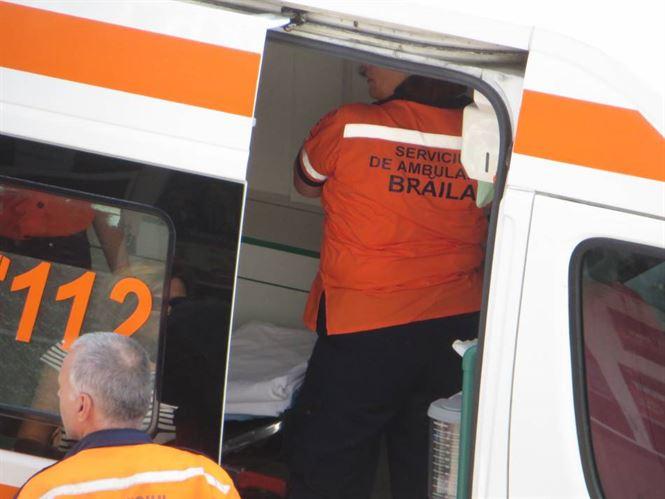 O femeie insarcinata victima unui accident rutier