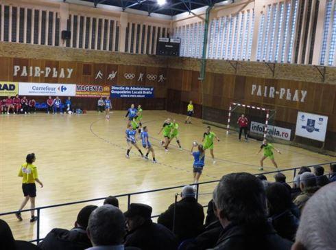 HC Dunarea Braila va intalni vicecampioana Frantei in Cupa EHF