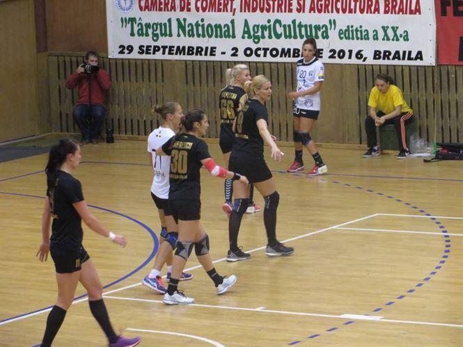 HC Dunarea joaca derby-ul cu CSM Bucuresti