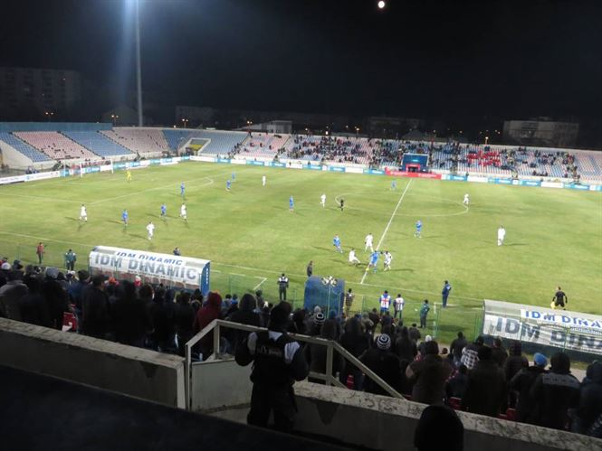 Dacia Unirea Braila eliminata de CSU Craiova din Cupa Romaniei