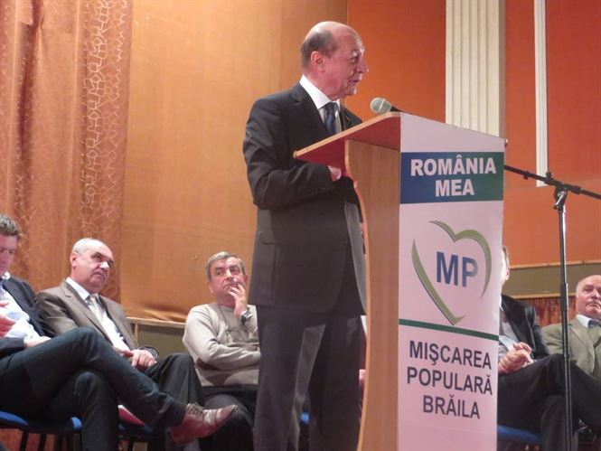 Basescu: Noi ne batem cu USL, nu cu PSD sau PNL