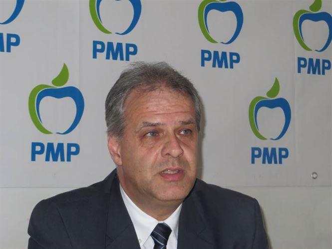 Botea multumit de rezultatele obtinute de PMP