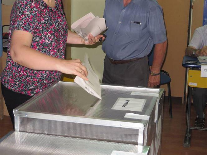 Alegeri locale cu prezenta mare in mediul rural