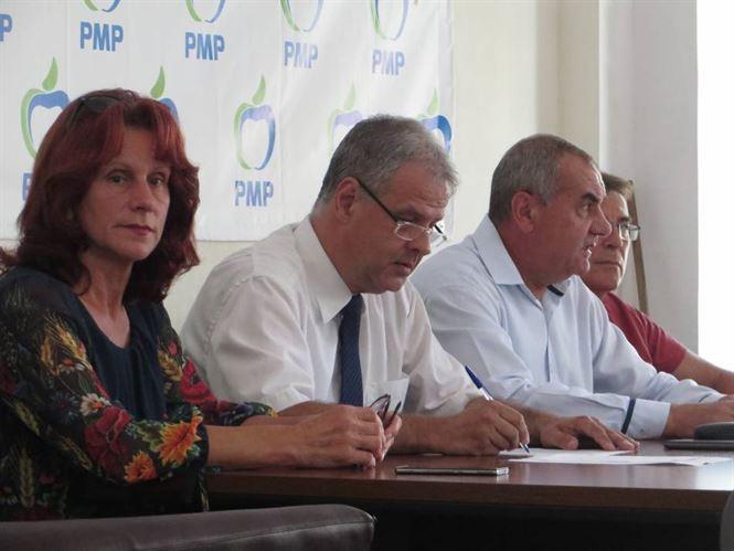 Virginia Stancescu a fost aleasa presedinta Ligii Aleșilor Locali ai PMP Braila