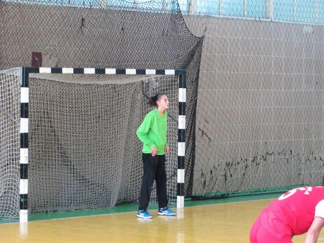 Victorie detasata a junioarelor 2 de la LPS in meciul cu Danubius Galati