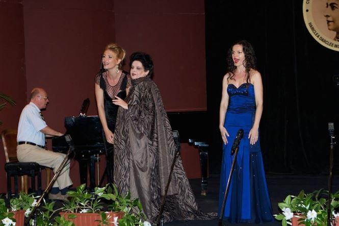 Mariana Nicolesco: S-a incheiat cu brio editia Master Class 2014