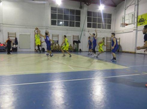 Meci decisiv duminica in sala de sport de la Colegiul N. Balcescu