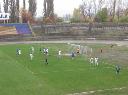 Dacia Unirea a scapat de deplasarea la Arad. Soimii pancota exclusa din Liga a 2-a