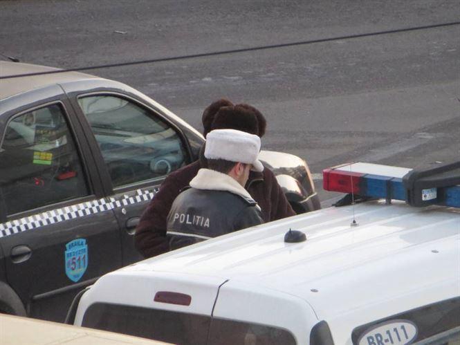 Politia in actiune. Nici o zi fara sanctiuni si permise suspendate