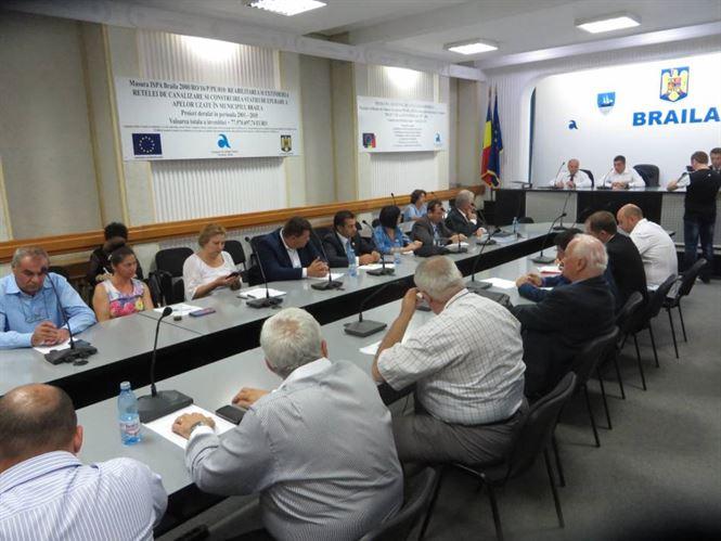 Consilierii judeteni si-au ales reprezentantii in ATOP