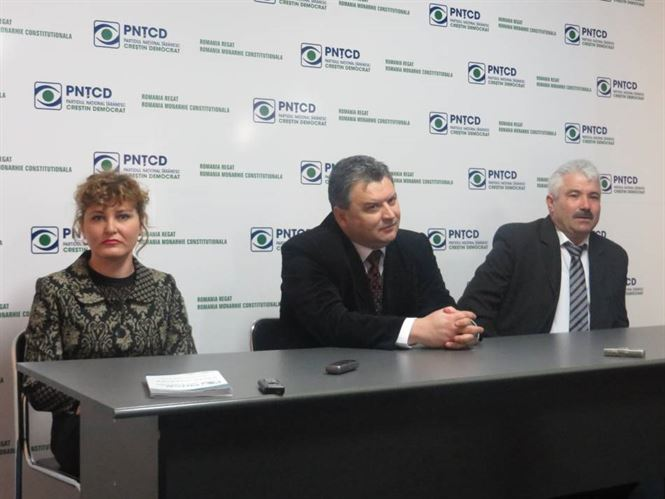 PNTCD si-a prezentat candidatii din Gemenele si Chiscani