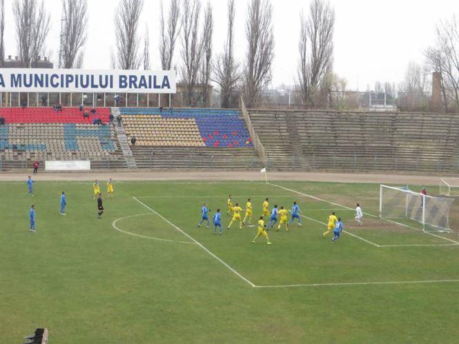 Conducerea Dacia Unirea Braila cauta cea mai optima solutie pentru desfasurarea meciului cu CSU Craiova