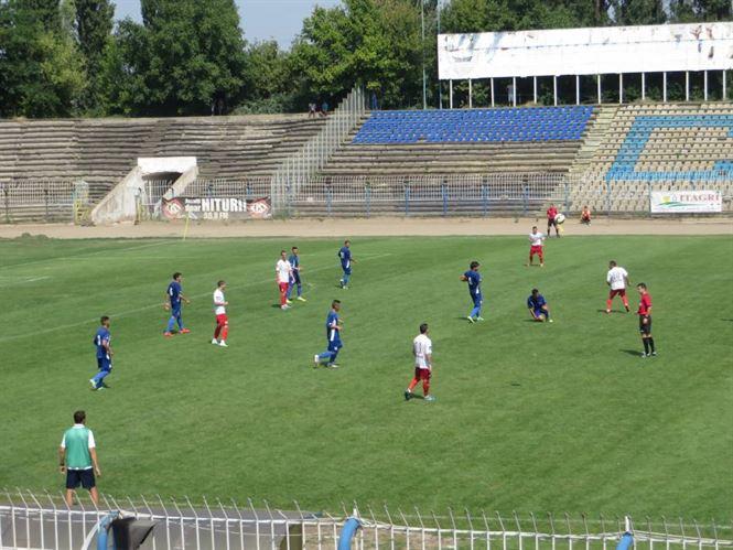 Pregatiri intense pentru meciul Dacia Unirea Braila - Dinamo Bucuresti