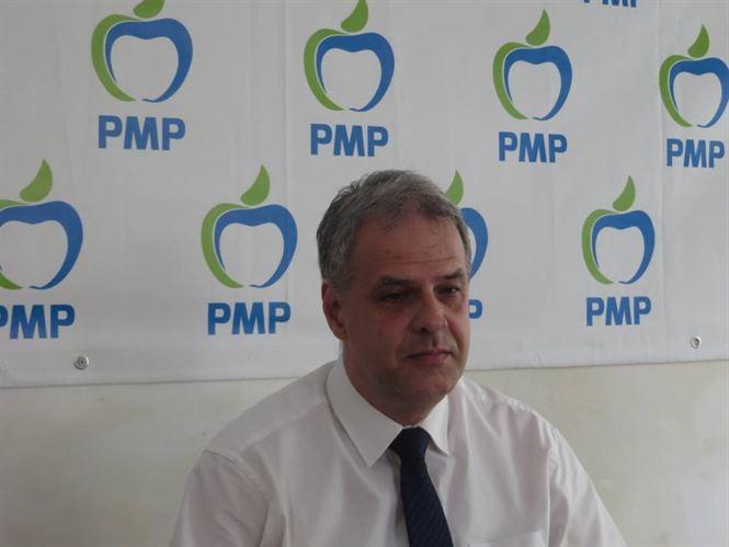Botea nemultumit de rezultatul obtinut de PMP la alegerile de la Viziru