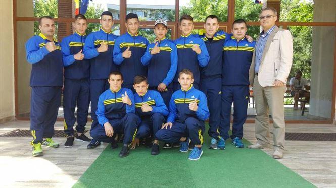 Doua medalii de bronz la europenele de box pentru juniori