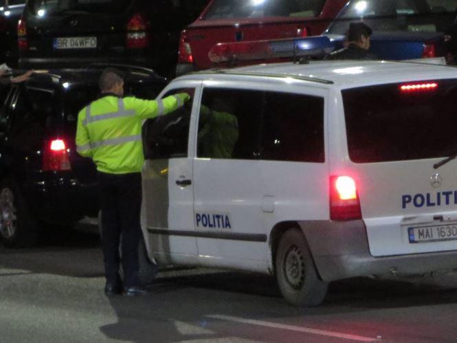Infractiunile la regimul rutier, in topul sanctiunilor date luni de politisti